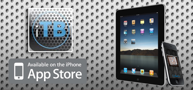 iTune Apple App Store iTouchBooth App for iPhone iPad and iPod